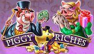 Игровой автомат Piggy Riches онлайн бесплатно и без регистрации