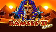 Игровой автомат Ramses II Deluxe в казино Вулкан 24