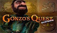 Игровой автомат Gonzos Quest Extremex играть онлайн