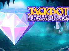 Игровой автомат Jackpot Diamonds в Вулкан 24